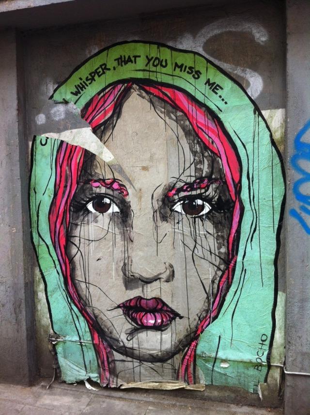 StreetArt Köln El Bocho