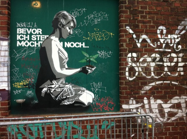 StreetArt Bochum N.A.T.U.R. Festival Decycle