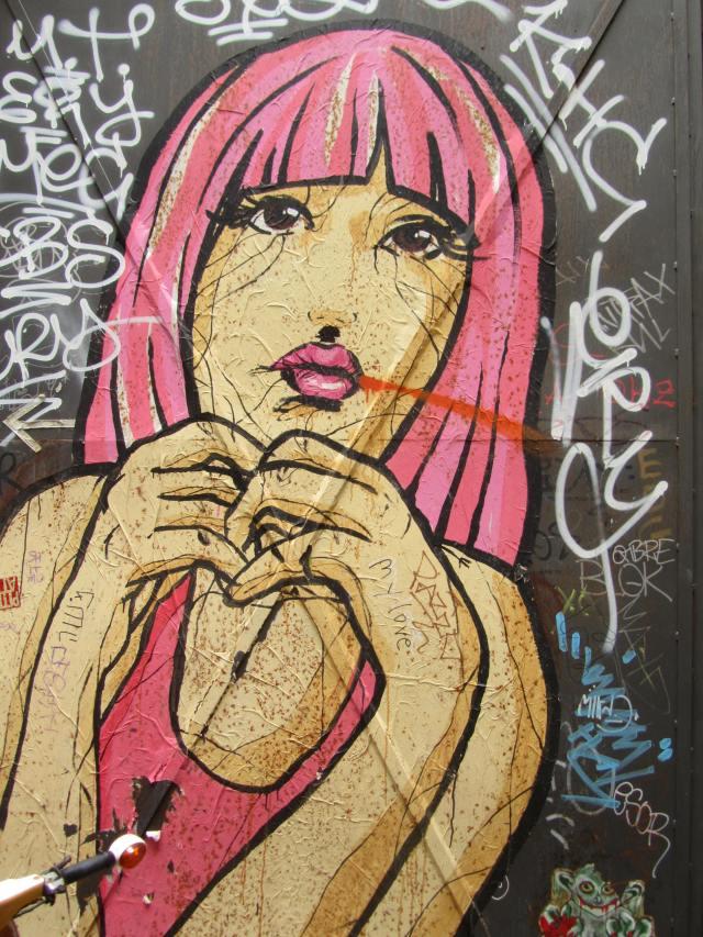 StreetArt Berlin El Bocho