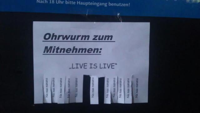 StreetArt Düsseldorf