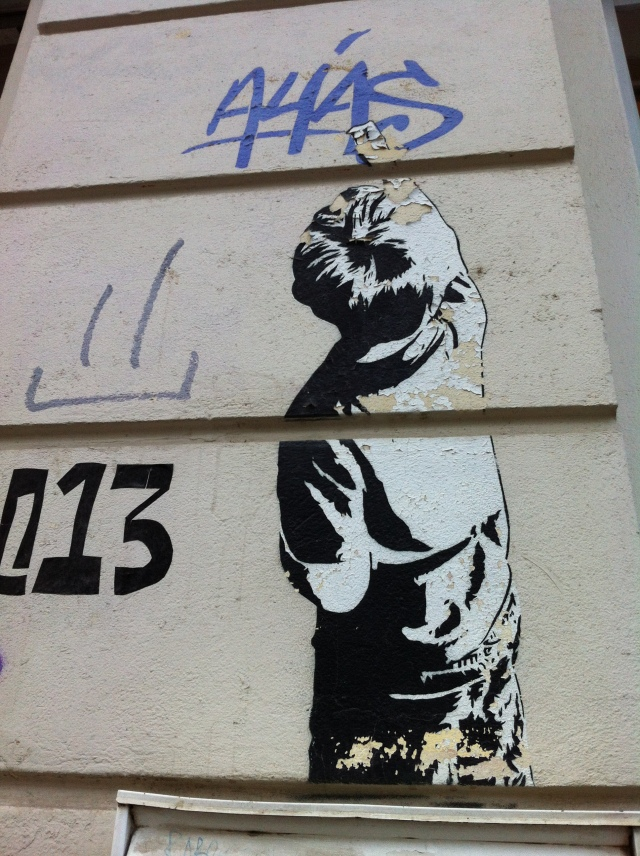 StreetArt Berlin, ALIAS, Foto: Sebastian Hartmann