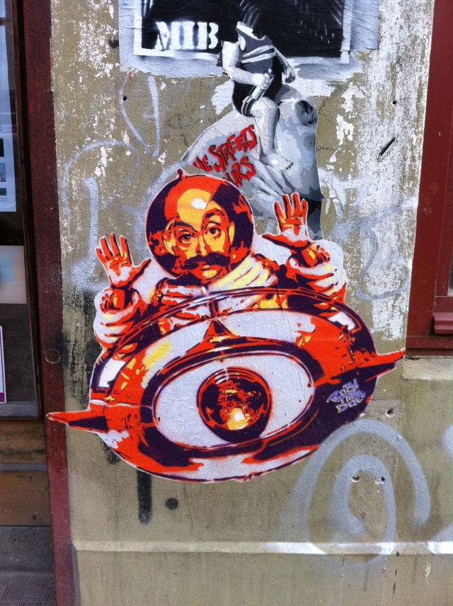 StreetArt Berlin, Foto: Sebastian Hartmann