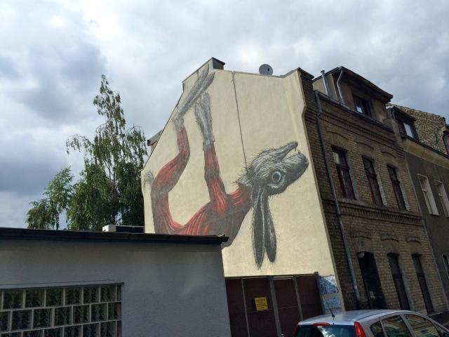StreetArt Köln, Foto: Sebastian Hartmann