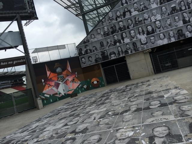 StreetArt Hamburg, JR, Foto: Sebastian Hartmann