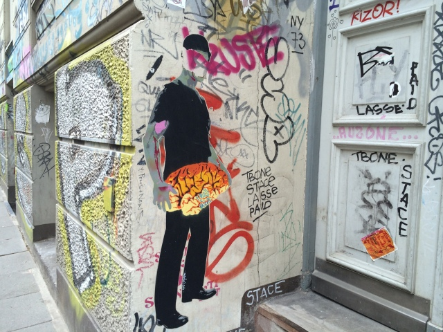 StreetArt Hamburg, Marshal Arts, Foto: Sebastian Hartmann