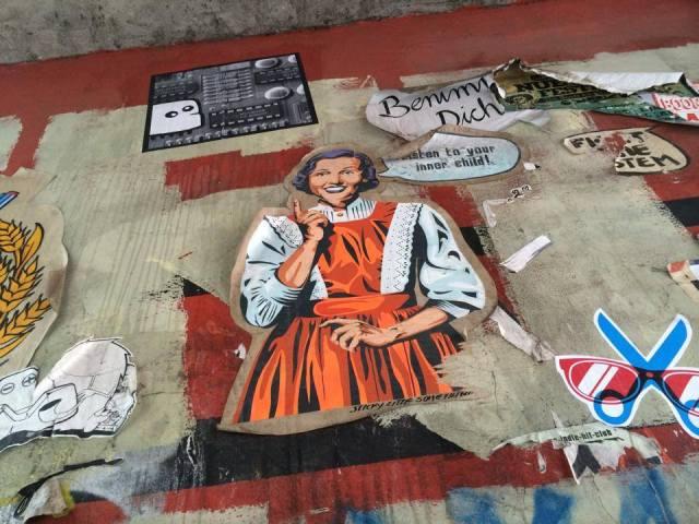 StreetArt Hamburg, Different Artists, Foto: Sebastian Hartmann