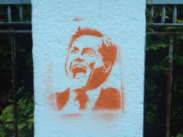 StreetArt Hamburg, Unknown Artist, Foto: Sebastian Hartmann