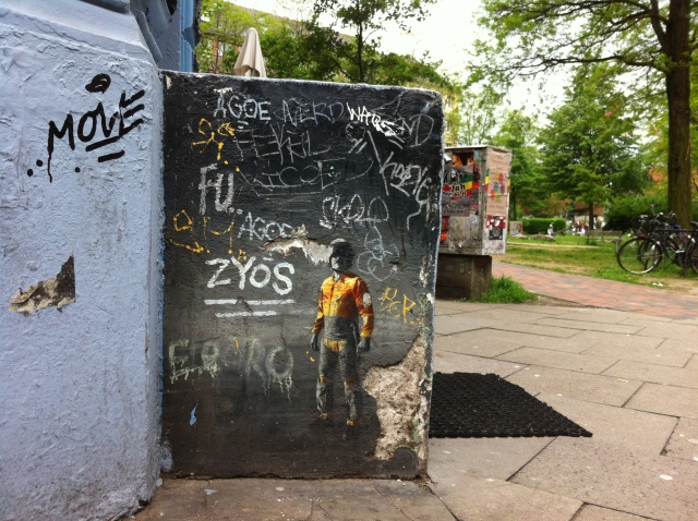 StreetArt Hamburg, Boxi, Foto: Sebastian Hartmann