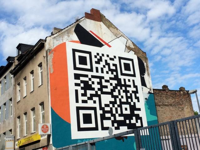 StreetArt Köln, Unknown Artist, Foto: Sebastian Hartmann