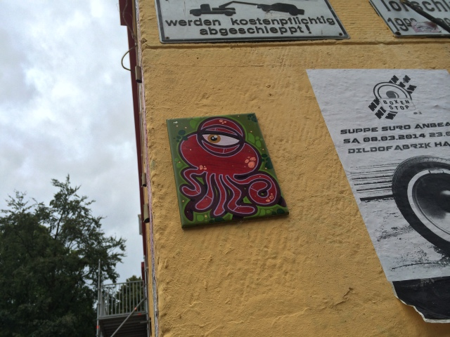 StreetArt Hamburg, SIRO, Foto: Sebastian Hartmann