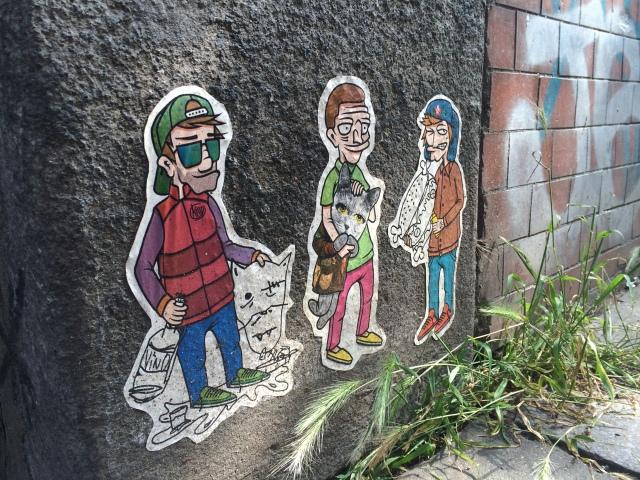 StreetArt Hamburg, SPÄM, Foto: Sebastian Hartmann