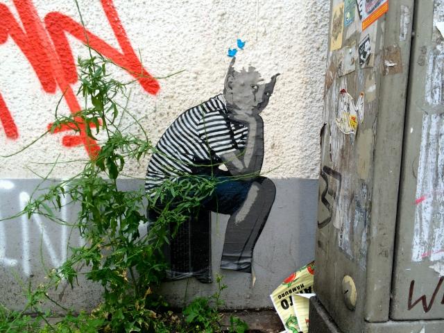 StreetArt Hamburg, ALIAS, Foto: Sebastian Hartmann